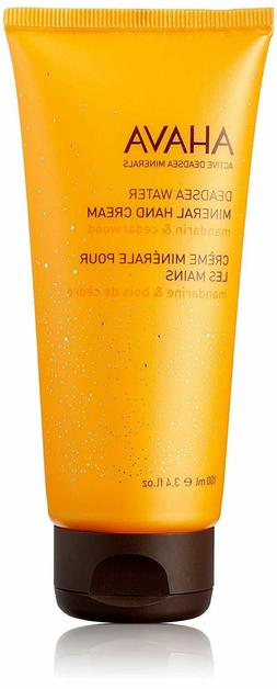 ⭐️⭐️⭐️⭐️⭐ AHAVA Dead Sea Water Mineral Han