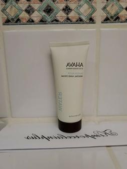 AHAVA Deadsea Minerals HAND CREAM 3.4 Fl Oz NEW Factory Seal