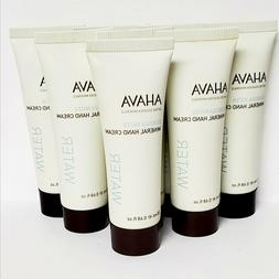AHAVA Deadsea Water Mineral Hand Cream 0.68 fl. oz.  - 5.44