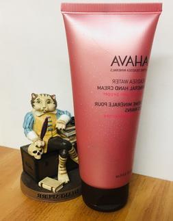 Ahava Deadsea Water Mineral Hand Cream Cactus & Pink Pepper