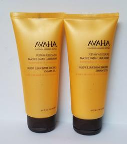 AHAVA Deadsea Water Mineral Hand Cream - Mandarin & Cedar Wo