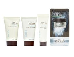 AHAVA Deadsea Water Mineral Travel Set~Purifying Mud Mask~Ha