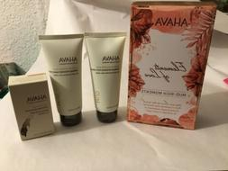 Ahava Elements Of Love Mud Rich Moments Set Intensive Hand F