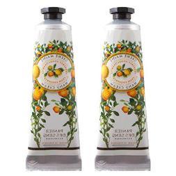 Panier Des Sens Natural Essential Oils Hand Cream 2-Pack, Pr