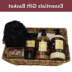 Camille Beckman Essentials Gift Basket, Oriental Spice, Glyc