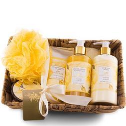 Camille Beckman Essentials Gift Basket, French Vanilla, Glyc