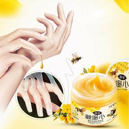 Exfoliate Honey Hand Cream Peel-Off Hand Wax Mask Treatment