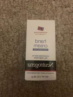 Neutrogena Fragrance Hand Cream