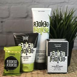 Perfectly Posh Gender Bender Lot Charcoal Detox Chunk Scrub