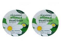 Germany Herbacin Kamille + Glycerin Hand Cream Tin  x 2 Pcs