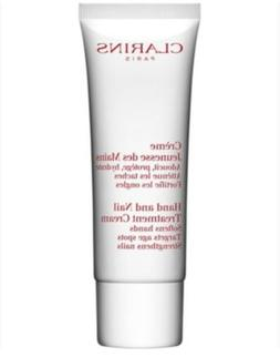 Clarins Hand & And Nail Treatment Cream 30ml 1oz Softens Han