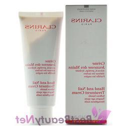 Clarins Hand and Nail Treatment Cream 100 ml / 3.5oz NIB
