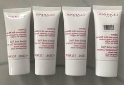 CLARINS hand and nail treatment cream travel 30 ml / 1 oz EA