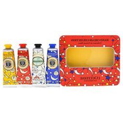 Hand Cream Collection by LOccitane - 4 Pc 4 x 1oz Shea Rose