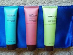 AHAVA  Hand Cream set + bag