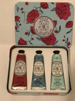 La Chatelaine Hand Cream  Set of 3 Tubes New In Box From Fra