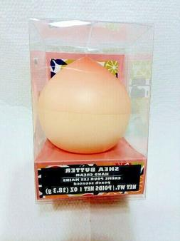 Hand Cream Shea Butter Peach Fruit Shaped Dry Skin Remedy 1