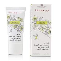 Clarins Hand and Nail Treatment Cream, Jasmine, 1 Ounce