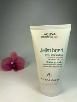 Aveda Hand Relief Moisturizing Crème 4.2oz/125ml Brand New