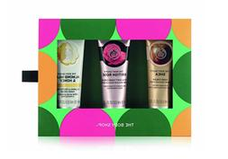 The Body Shop Handful of Happiness Caring 3 Piece Gift Set 1