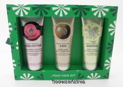 THE BODY SHOP Handfuls of Caring Happiness - Hand Cream Trio