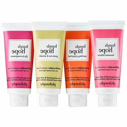 Hands of Hope by Philosophy 1 OZ. 4 Piece Gift Set New In Bo