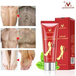 Herbal Body Hair Removal Cream Gentle Hand Leg Armpit Hair D