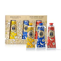 L'Occitane Hand Cream Trio Set, Various Scents