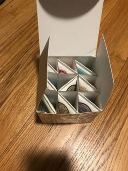 Perlier HONEY 9 Piece Mini Hand Cream Set  New  Great for gi