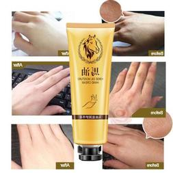 horse oil hand cream moisturizing whitening skin