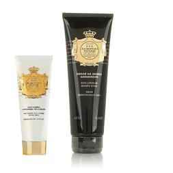 Perlier Imperial Honey Hand Cream & Bath Cream 2 pc Set Perl
