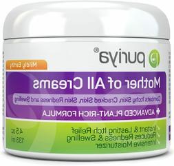 Intensive Moisturizer for Dry Cracked Skin. Gentle Body Loti
