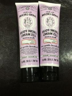 J.R. WATKINS LAVENDER HAND CREAM LOT