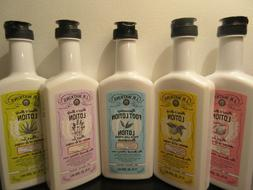 JR Watkins Hand Body Lotion Lavender Green Tea Aloe Lemon Pe