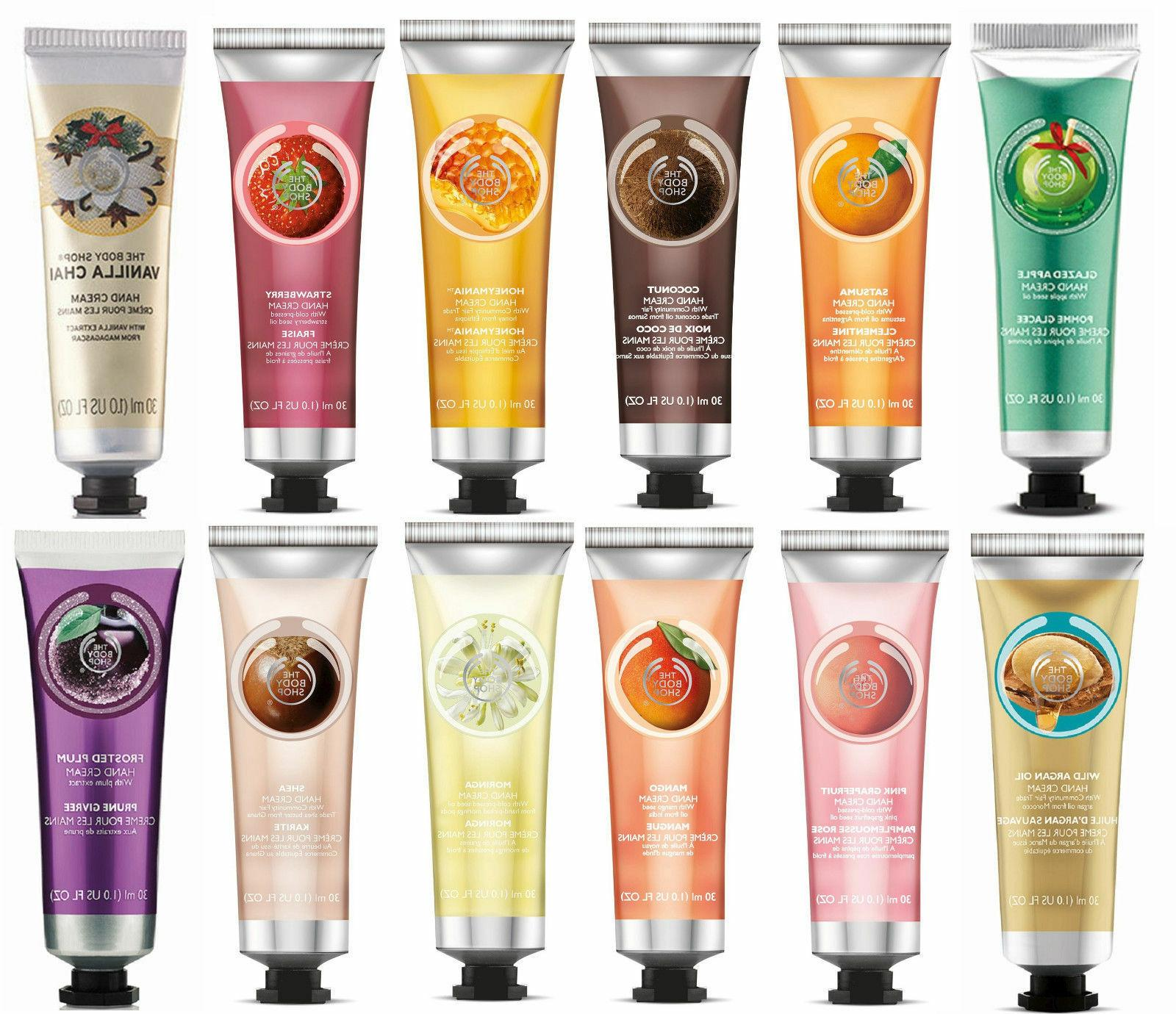 1 fl oz hand cream choose your