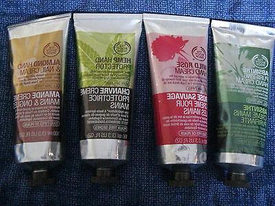 1  X The Body Shop Hand & Nail Cream 100ML Brand New