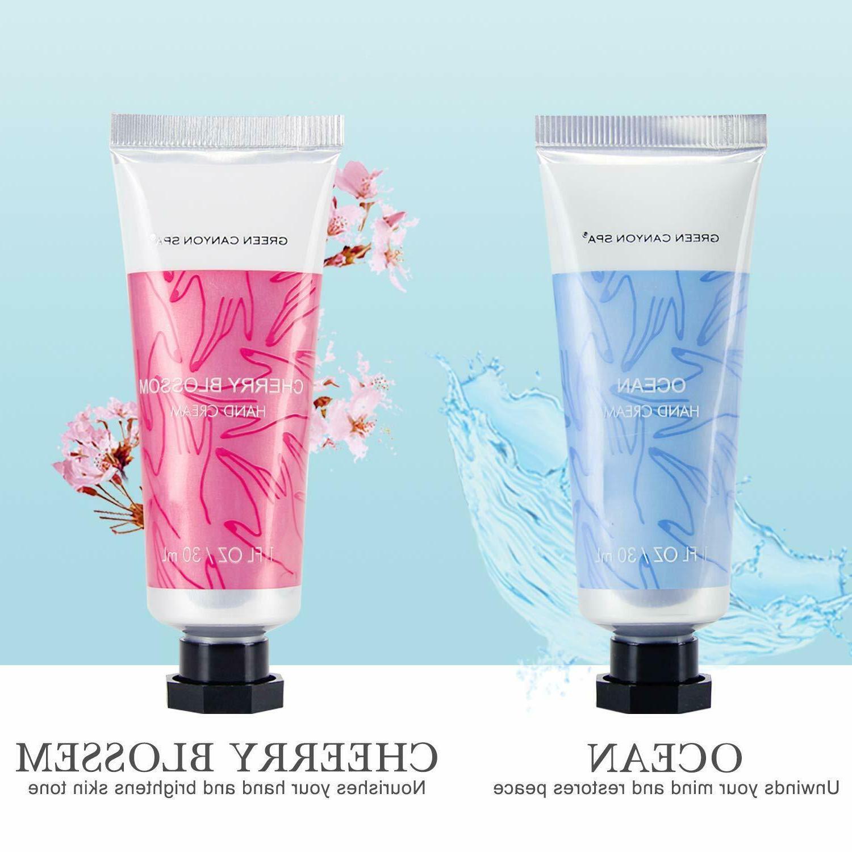 12 Moisturizing Hand Cream Lotion Gift Travel