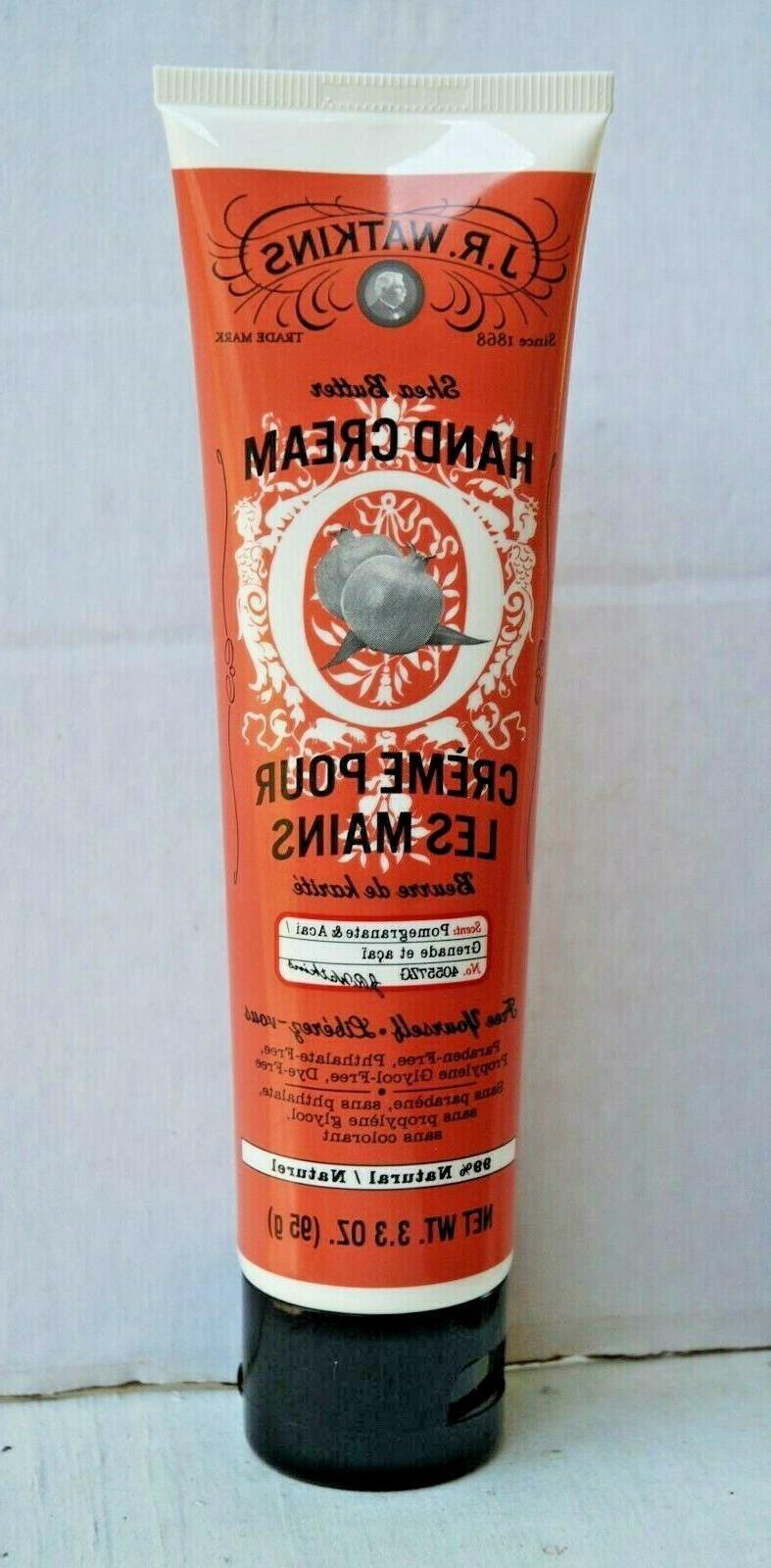 2 j r watkins shea butter pomegranate