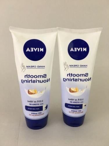 2 smooth nourishing hand cream hydra iq