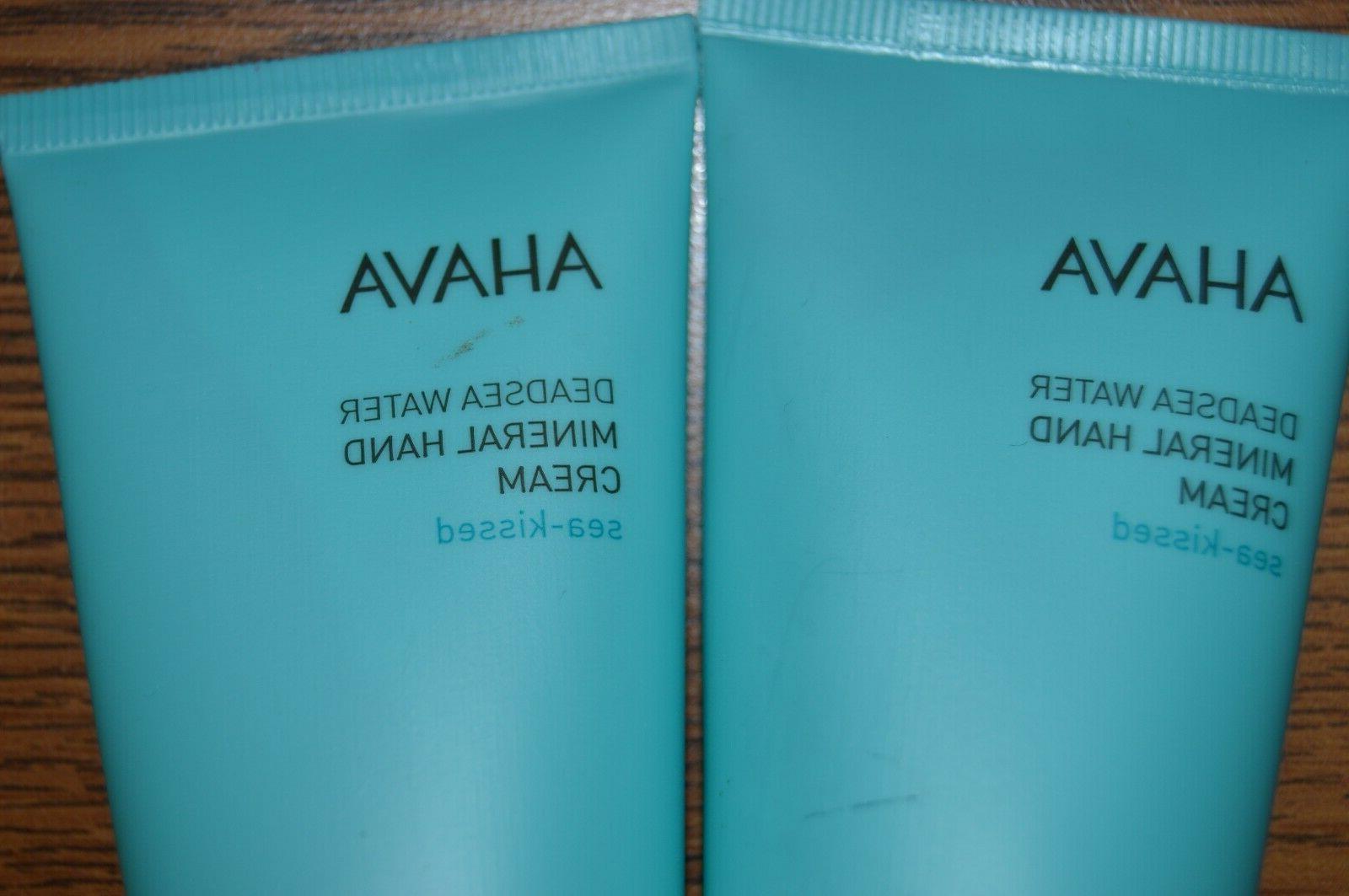 2X AHAVA Water Sea-Kissed ~ Each 2