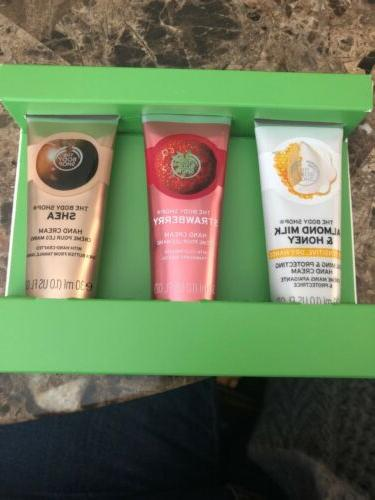 3 new hand creams 1 fl oz