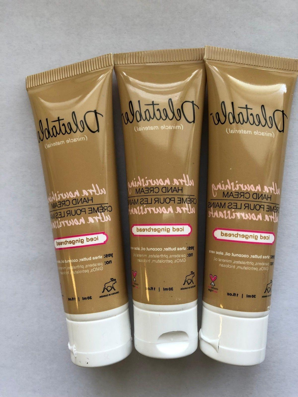 3x cake beauty ultra nourishing hand cream