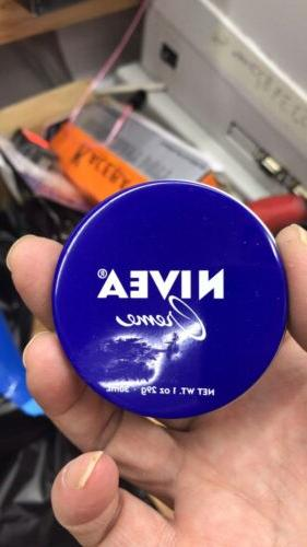 6 Pack - 15ml Travel Size NIVEA cream - Hands/ Face/ Body