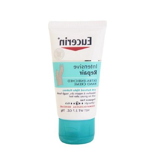 Eucerin Intensive Repair Extra-Enriched Hand Creme with Buff