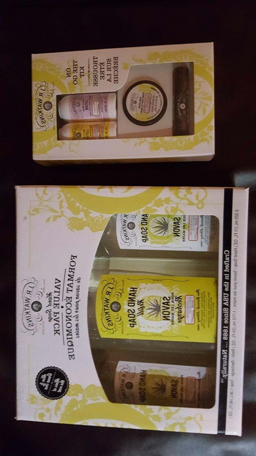 J.R. hand soap Kit &