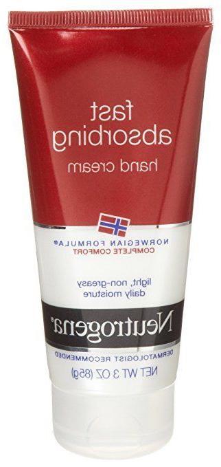 Neutrogena® Norwegian Formula® Fast Absorbing Hand Cream -