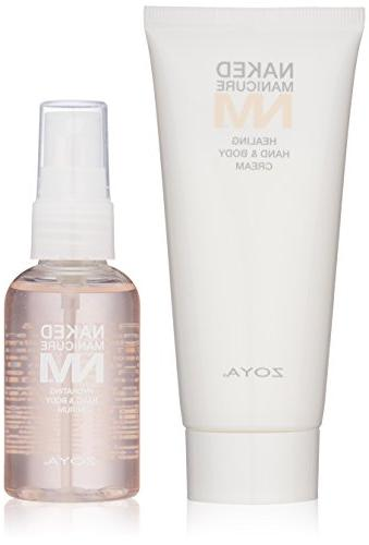 ZOYA Naked Manicure Healing and Hydrating Dry Skin Hand and