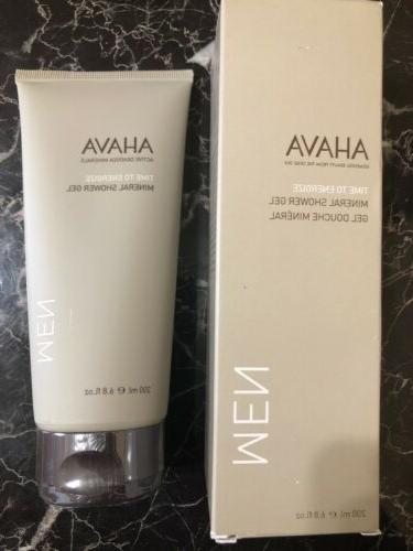 Ahava Active Sea Minerals Mineral Shower Gel Oz