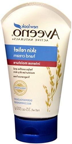 AVEENO Active Naturals Intense Relief Hand Cream 3.50 oz