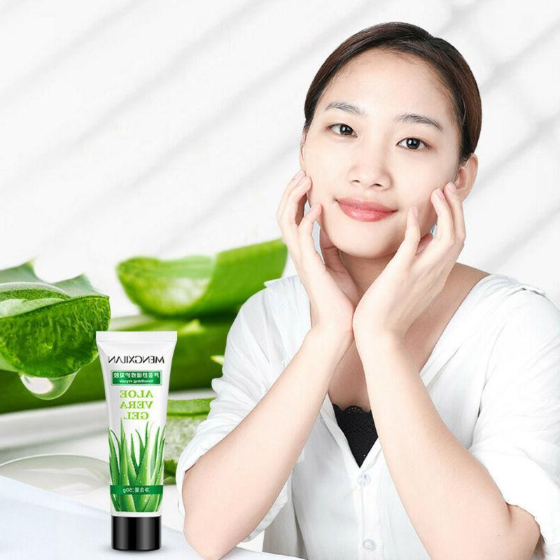 Aloe Gel Facial Cream Hand Wash mengxilan Aloe